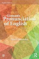 Gimson's Pronunciation of English Pdf/ePub eBook