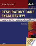 Respiratory Care Exam Review - E-Book