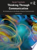 Thinking Through Communication