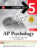 5 Steps to a 5  AP Psychology 2021