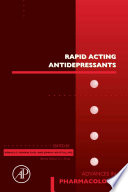 Rapid Acting Antidepressants