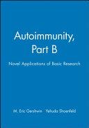 Autoimmunity  Part B