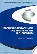 Software  Growth  and the Future of the U S Economy