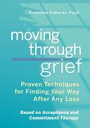 Pdf Moving Through Grief