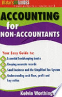 Cover of Accounting for Non-accountants