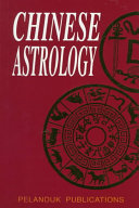 Chinese Astrology Book