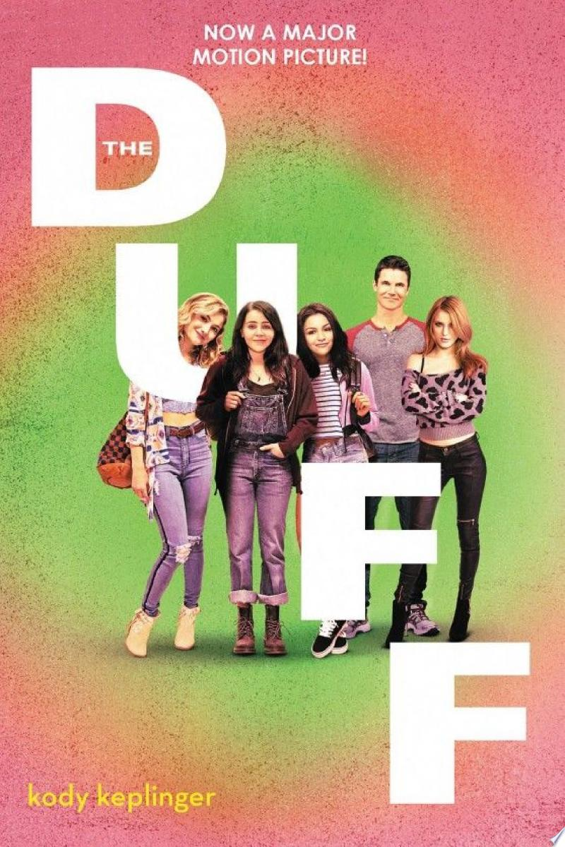 The DUFF banner backdrop