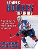 52 week Hockey Training Book