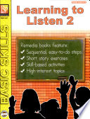 Learning to Listen (Book 2)