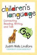 Children s Language Book