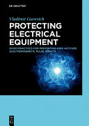 Protecting Electrical Equipment [Pdf/ePub] eBook