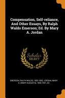 Self Reliance And Other Essays Pdf/ePub eBook