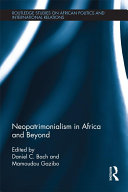Neopatrimonialism in Africa and Beyond - Seite 245