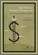 Best Practice Financial Management