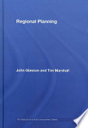 Regional Planning Book
