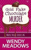 Gold Flake Chocolate Murder Book