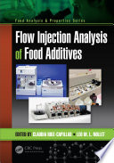 Flow Injection Analysis of Food Additives