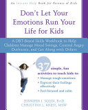 Don't Let Your Emotions Run Your Life for Kids Pdf/ePub eBook