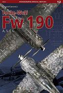 Focke Wulf FW 190 A  S  F  G