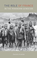 The role of France in the Rwandan genocide