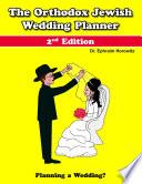 The Orthodox Jewish Wedding Planner