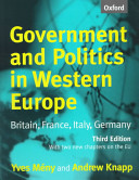 Government and Politics in Western Europe