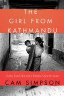 The Girl From Kathmandu Pdf/ePub eBook