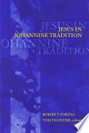 Jesus In Johannine Tradition