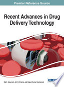 Recent Advances in Drug Delivery Technology Book