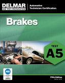 Automotive Technician Certification, Brakes Test A5