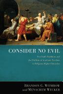 Consider No Evil