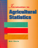 Introduction to Agricultural Statistics
