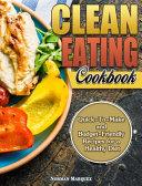 Clean-Eating Cookbook