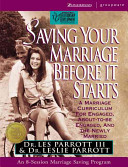 Saving Your Marriage Before It Start Book
