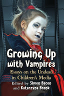 Growing Up with Vampires Book