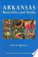 Arkansas Butterflies And Moths Book
