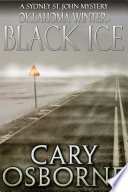 Oklahoma Winter  Black Ice