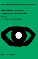 Pdf Ultrasonography in Ophthalmology Telecharger