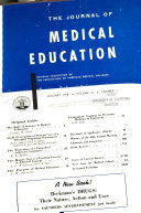 The Journal of Medical Education Book