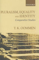 Pluralism, Equality, and Identity