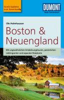DuMont Reise-Taschenbuch Reiseführer Boston & Neuengland