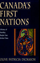 Canada s First Nations