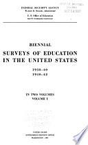 Biennial Survey Of Education