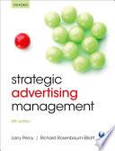 Strategic Advertising Management