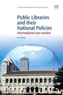 Public Libraries and Their National Policies Book