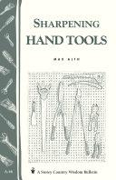 Sharpening Hand Tools
