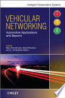 Vehicular Networking Book