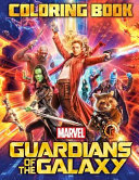 Guardians of the Galaxy Coloring Book