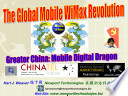 The Global Mobile Wimax Revolution