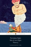 The Arabian Nights  Tales of 1 001 Nights